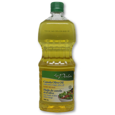 LA PERLA CANOLA AND OLIVE OIL 946 ML