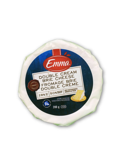 EMMA BRIE DOUBLE CREAM 200 G