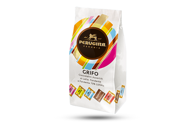 PERUGINA GRIFO ASSORTED CHOCOLATES 200 G