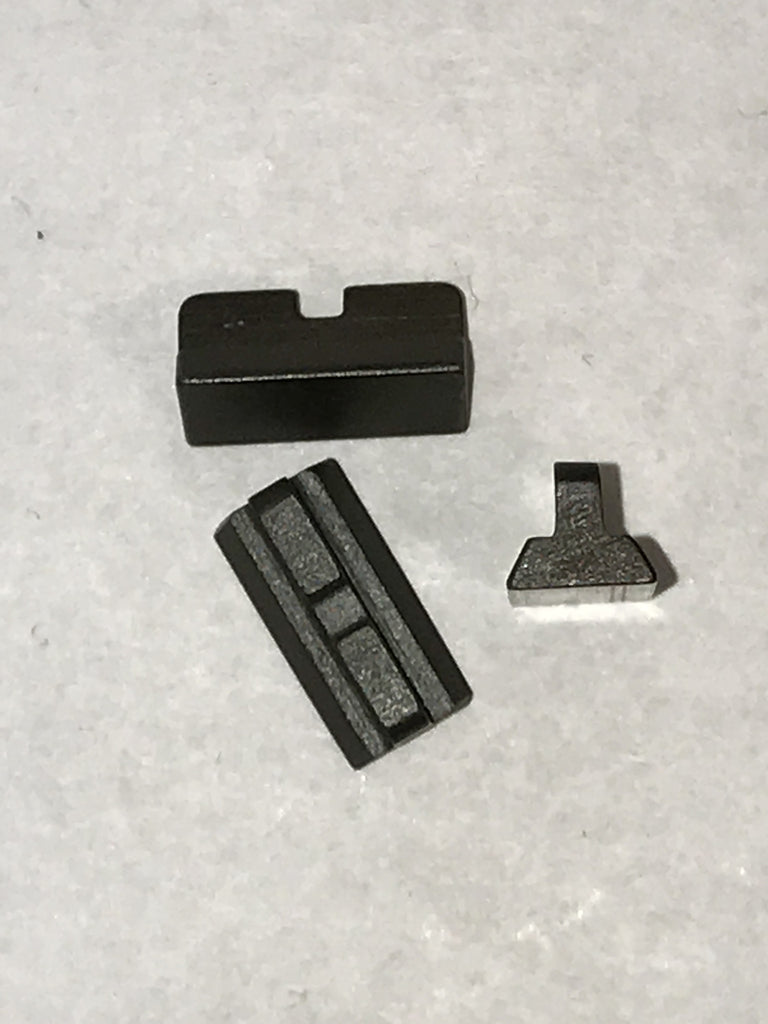Makarov .380 rear sight, low  #626-5L