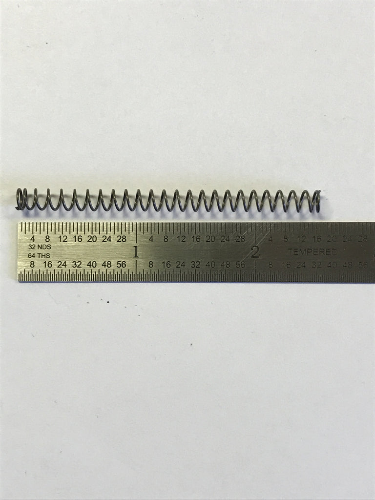 Mauser 1910 .25 firing pin spring  #56-5, fits .270 firing pin