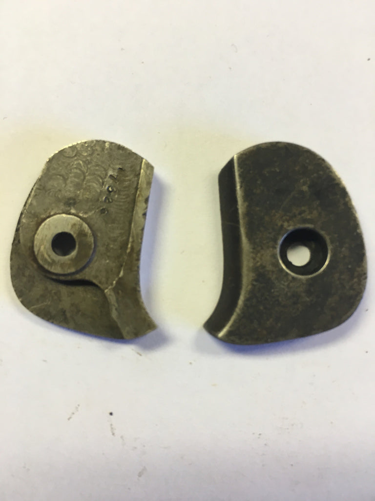 S&W Top-break .32 side plate  #272-15.1