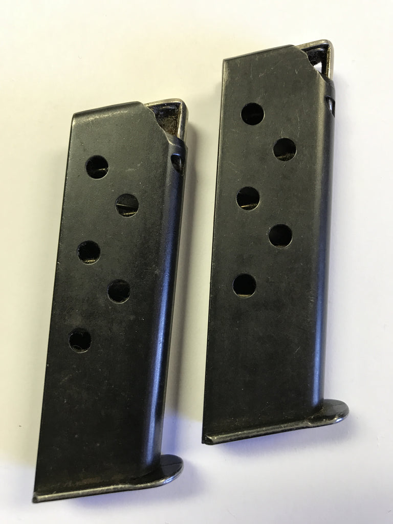 Walther PPK magazine, .380 w/rib and finger rest unmarked  #868-14
