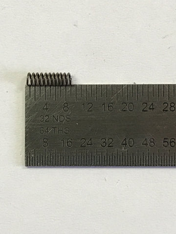 Remington Nylon firing pin retractor spring  #652-16513
