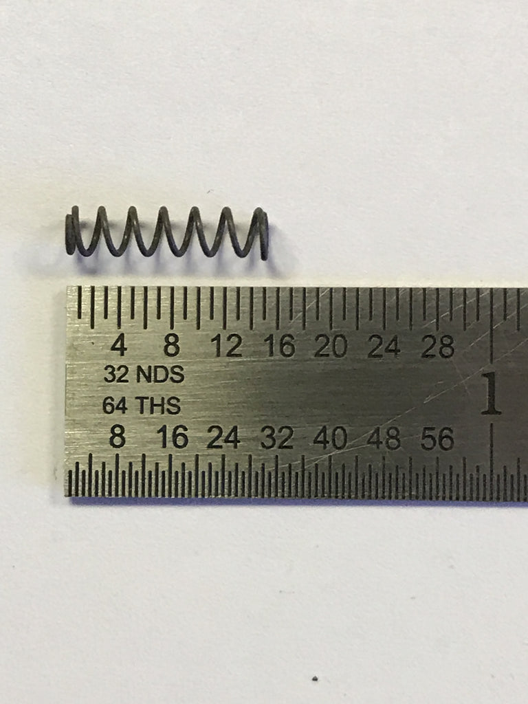 Remington Nylon 12 cartridge stop plunger spring  #143-23