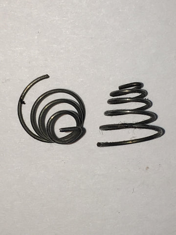 Remington 11 carrier latch spring, coil-type  #16-122