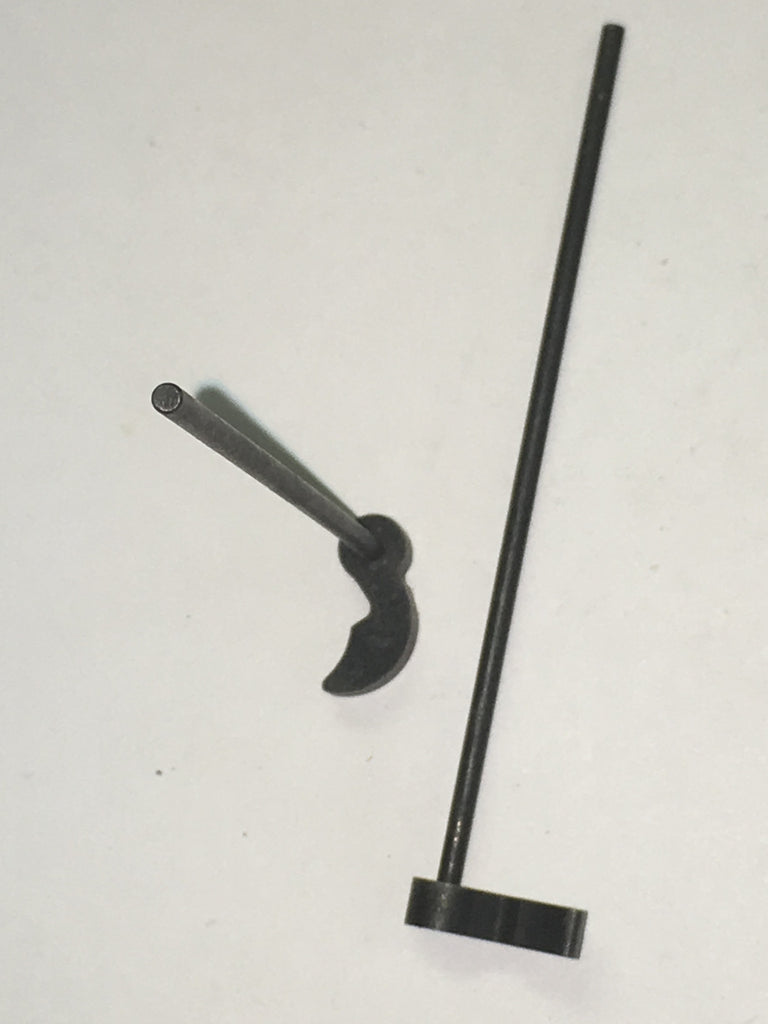 Colt 22 SA revolver ejector rod assembly  #619-51789
