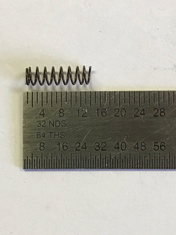 Winchester 63 & 1903 extractor plunger spring  #79-2163