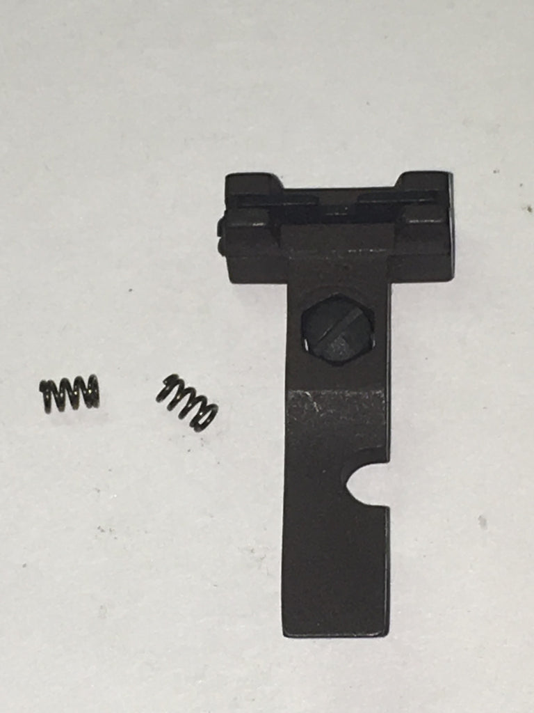 Colt S .22 pistol rear sight assembly, Accro, Huntsman, Woodsman, Targetsman, Match Target  #94-51694