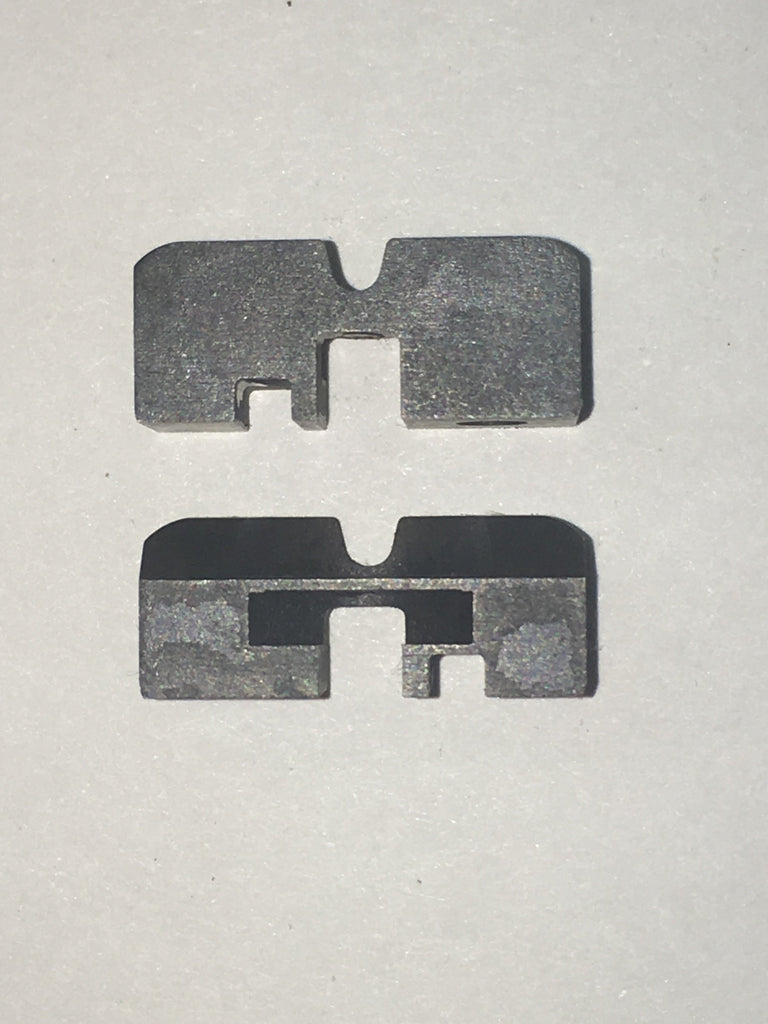 Walther P-38 9m/m rear sight  #23-9