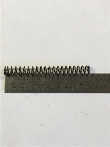 Beretta Panther recoil spring  #243-29