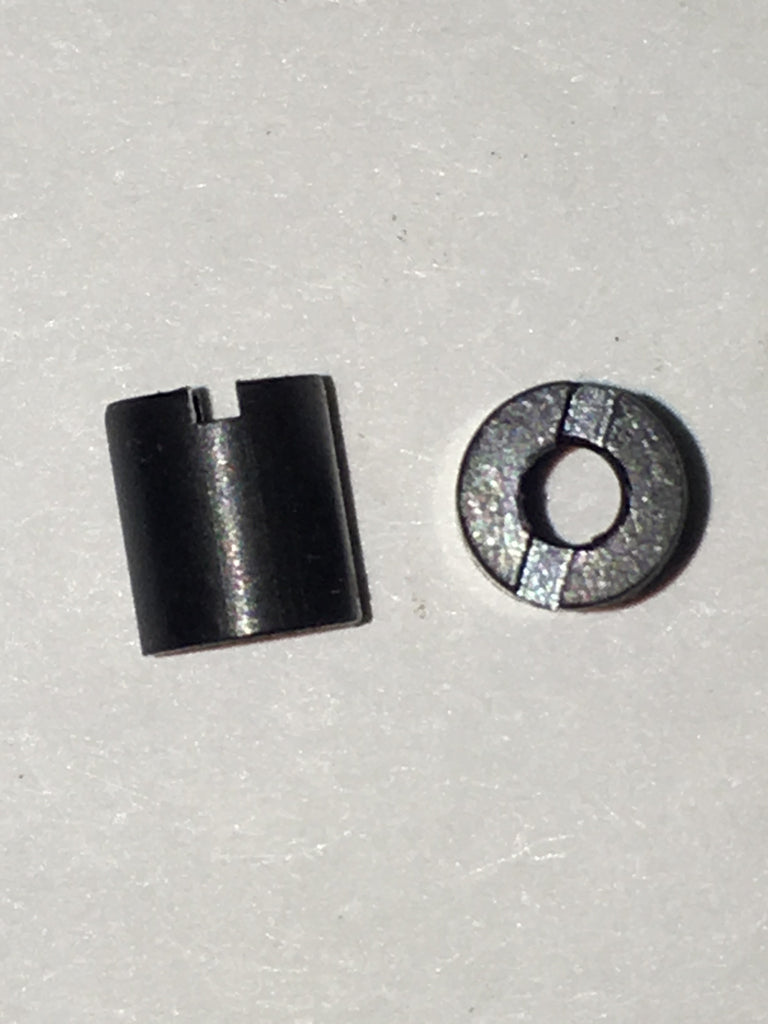 Virginian Dragoon base pin nut  #736-00018