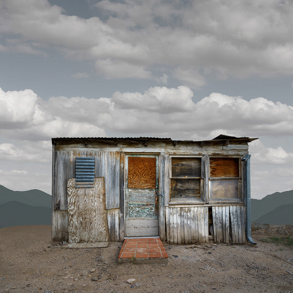 Abandoned Shack, Florence, Arizona - Ed Freeman Fine Art