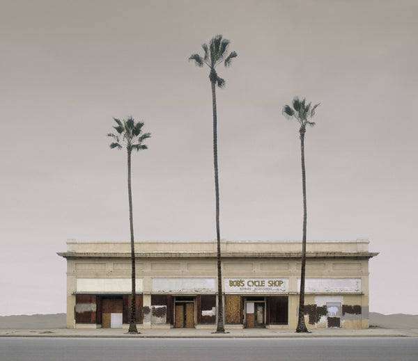 Stores, Visalia, California - Ed Freeman Fine Art