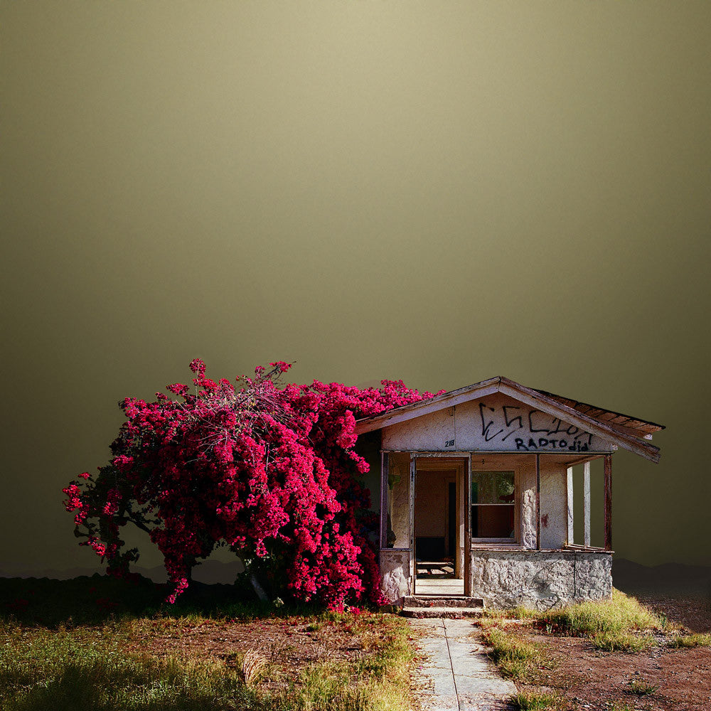 Abandoned House, Niland, California - Ed Freeman Fine Art
