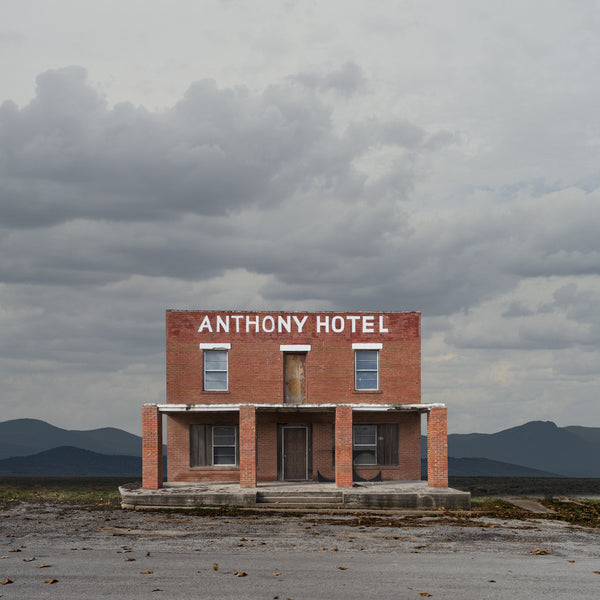 Anthony Hotel, De Leon, Texas - Ed Freeman Fine Art