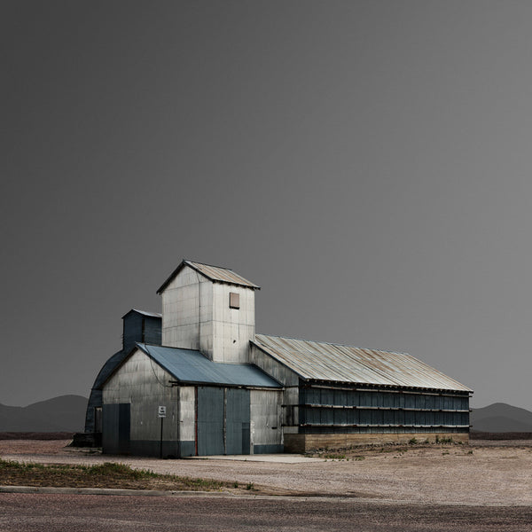 Barn, Lingle, Wyoming - Ed Freeman Fine Art