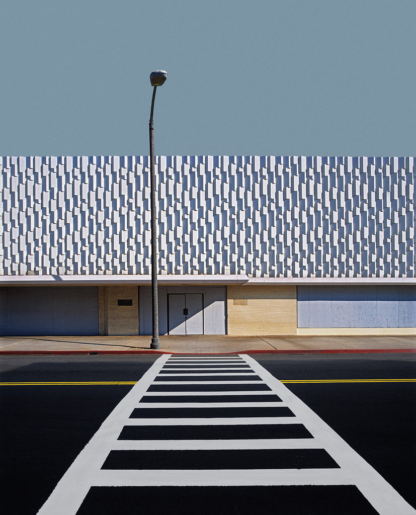 Shopping Mall, Bellflower, California - Ed Freeman Fine Art