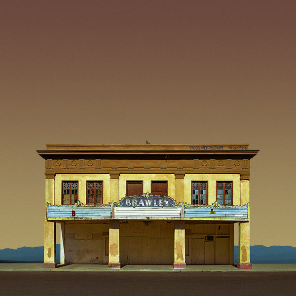 Brawley Theater - Ed Freeman Fine Art