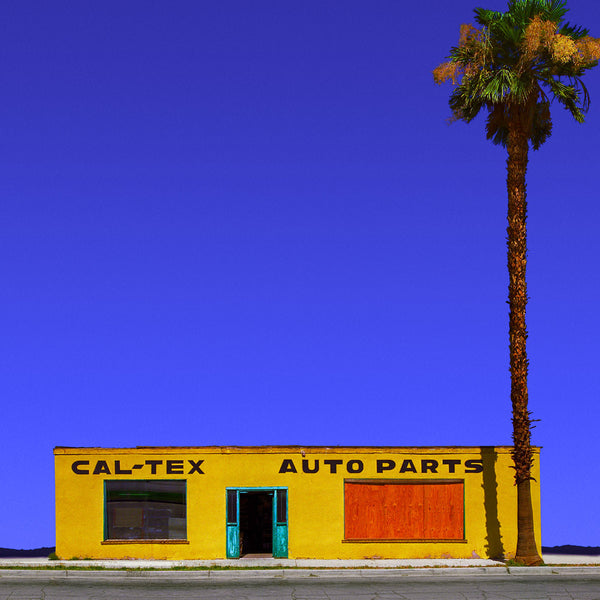 CalTex Auto Parts, Calipatria, California - Ed Freeman Fine Art