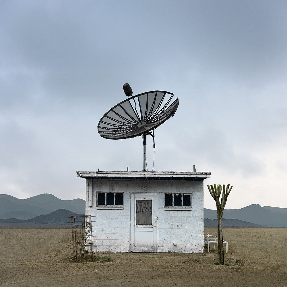 Antena House, Calipatria, California - Ed Freeman Fine Art