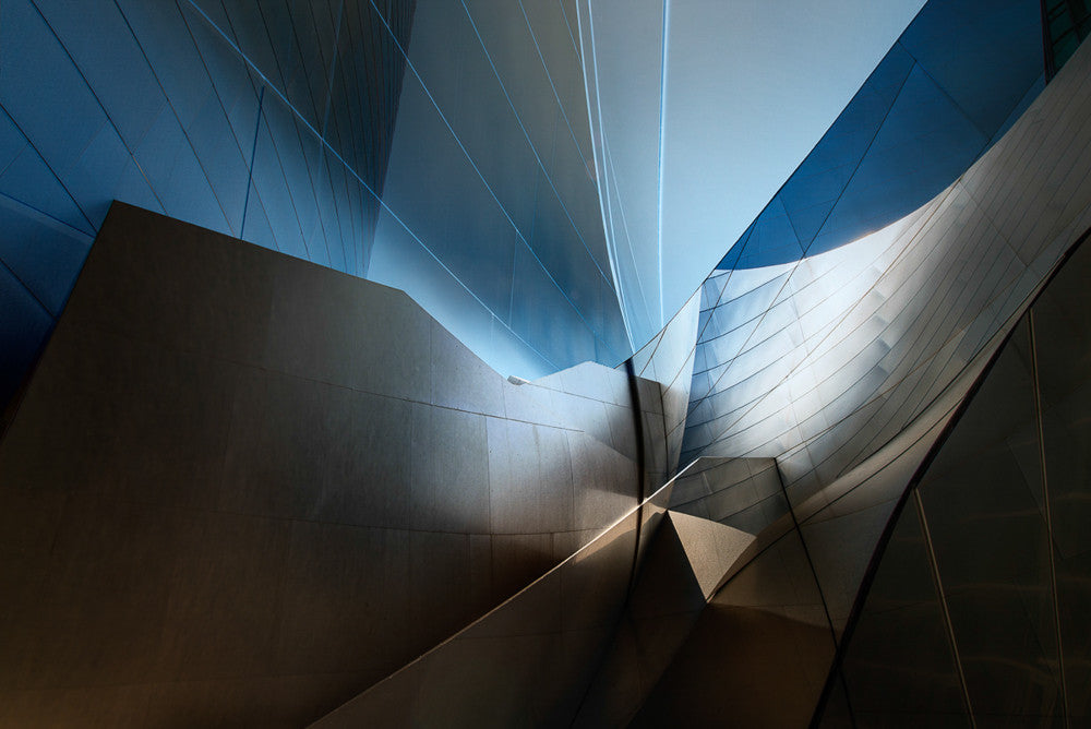 Disney Hall 10 - Ed Freeman Fine Art