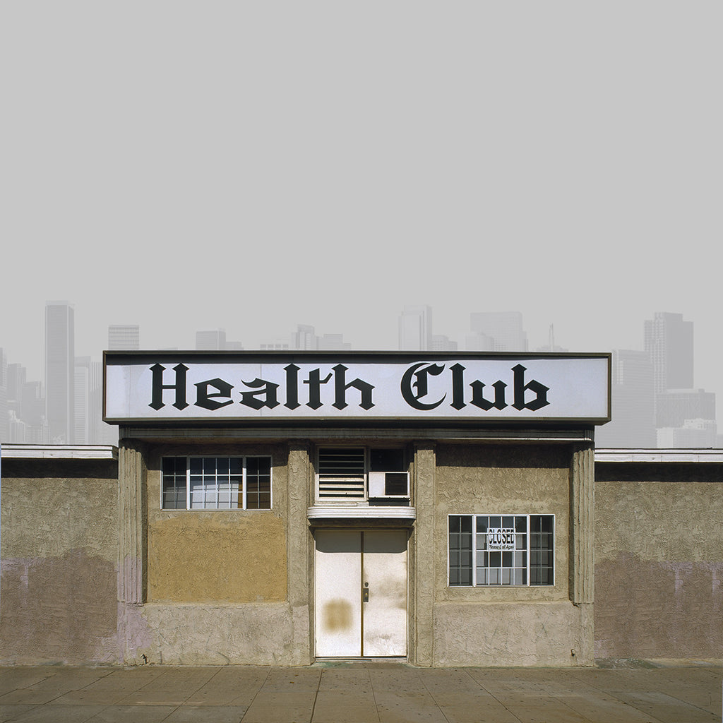 Health Club, Los Angeles - Ed Freeman Fine Art