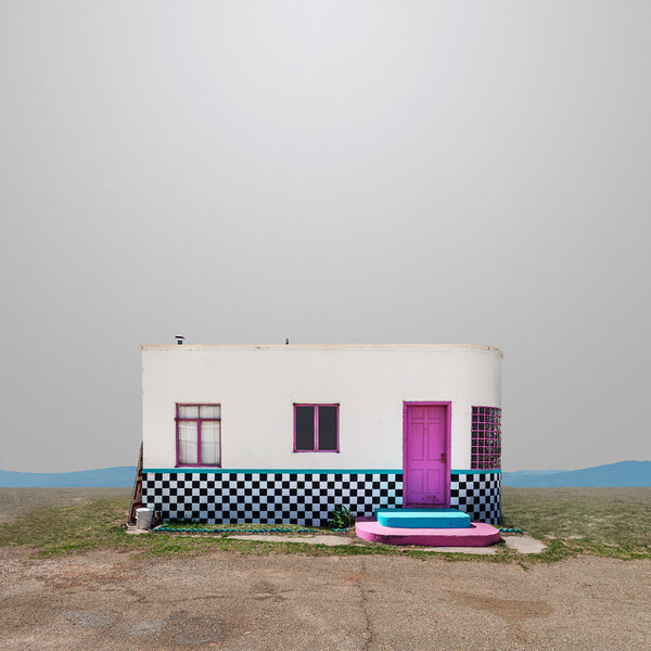 Motel, Tucumcari, New Mexico - Ed Freeman Fine Art