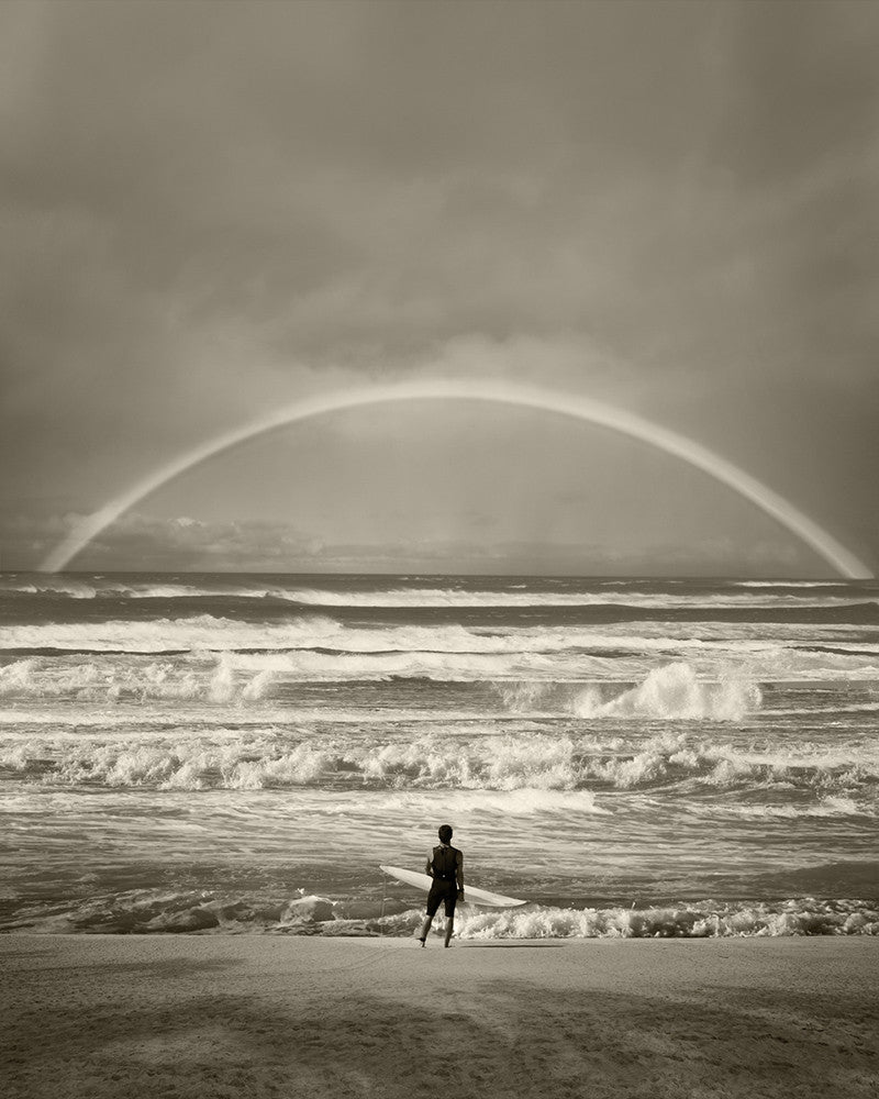 North Shore Surfing #01 - Ed Freeman Fine Art