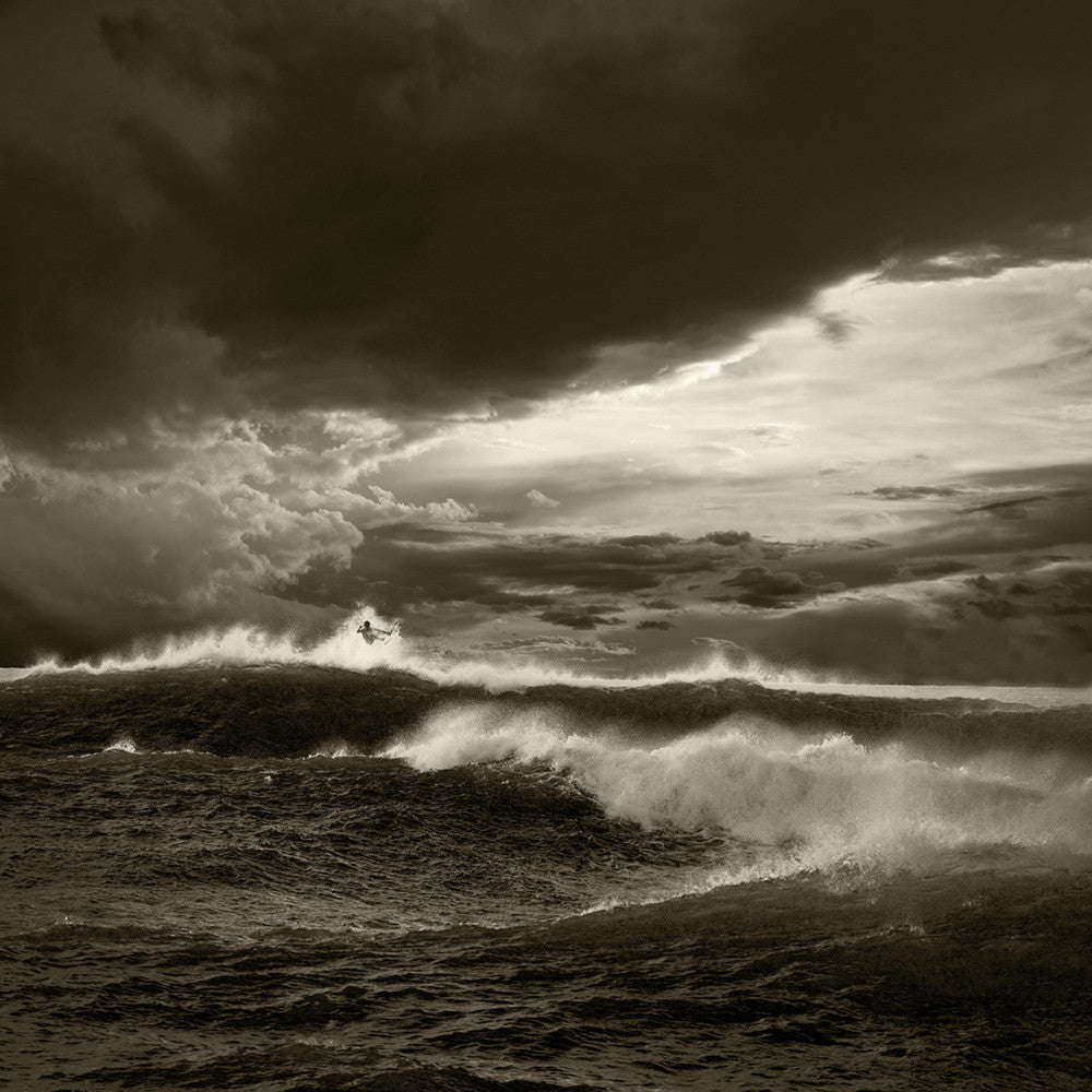 Copy of North Shore Surfing, Untitled #02 - Ed Freeman Fine Art
