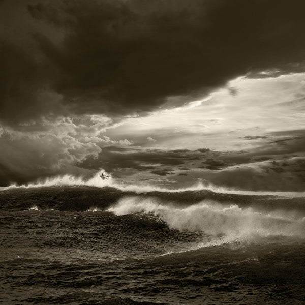North Shore Surfing #02 - Ed Freeman Fine Art