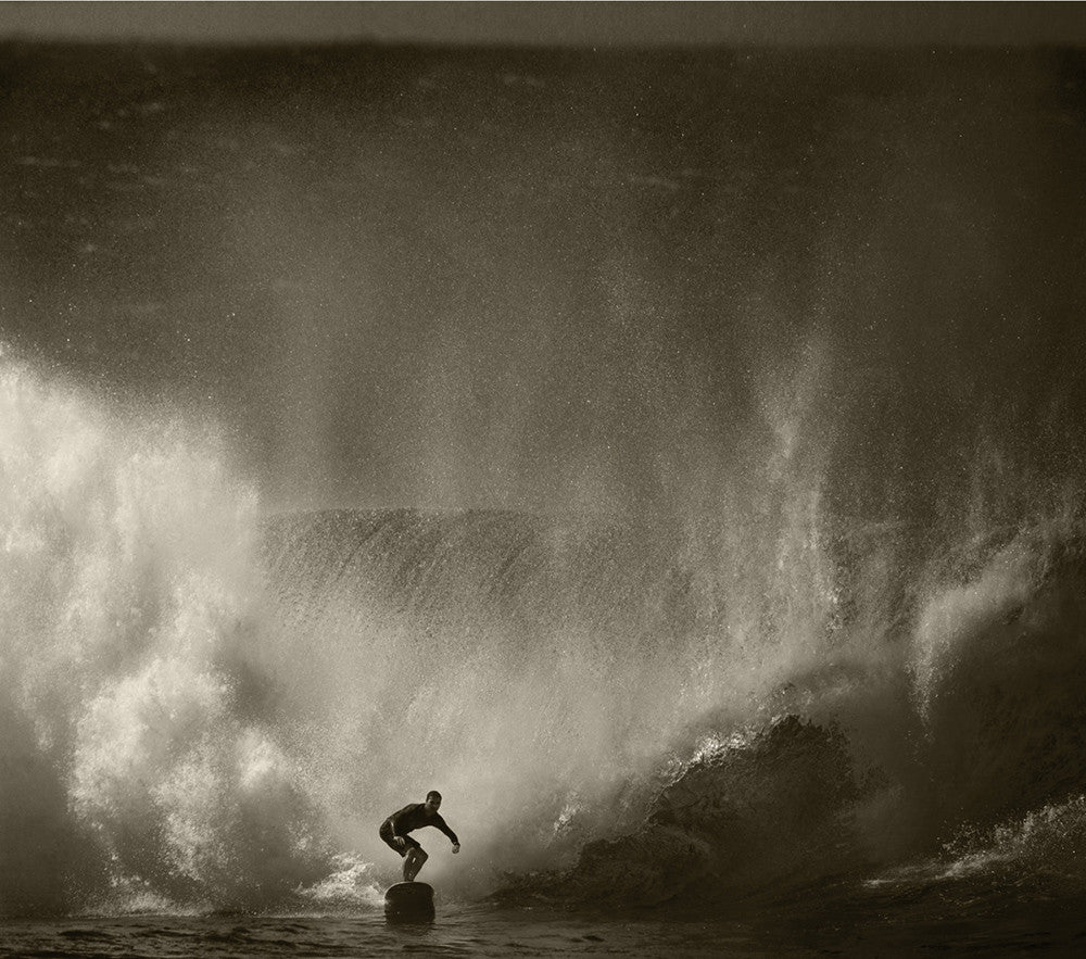 North Shore Surfing #03 - Ed Freeman Fine Art