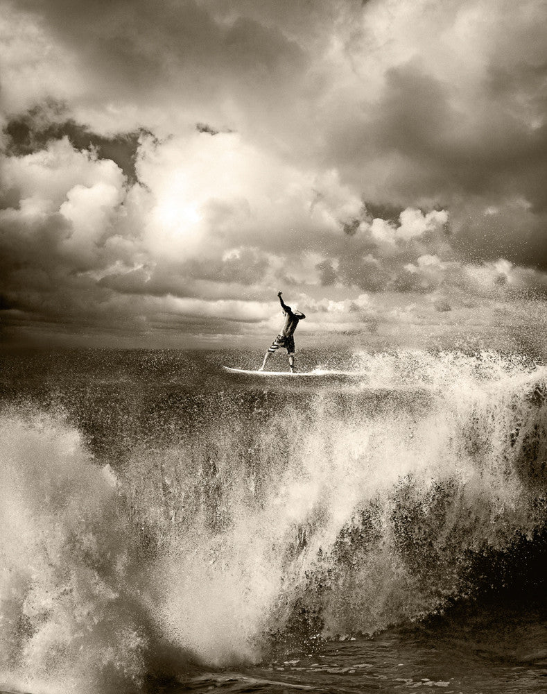 North Shore Surfing #07 - Ed Freeman Fine Art