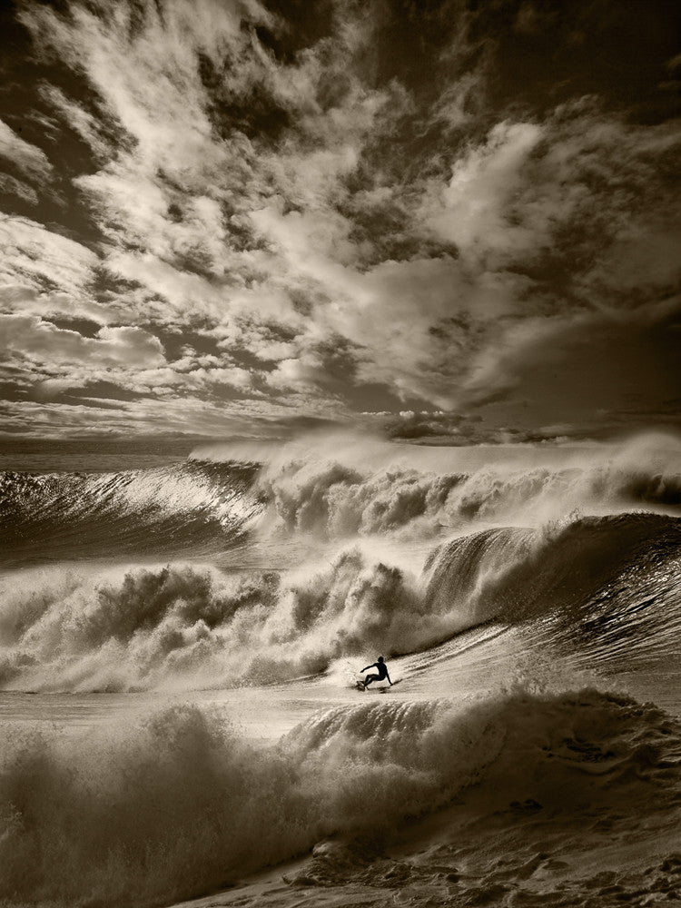 North Shore Surfing #09 - Ed Freeman Fine Art