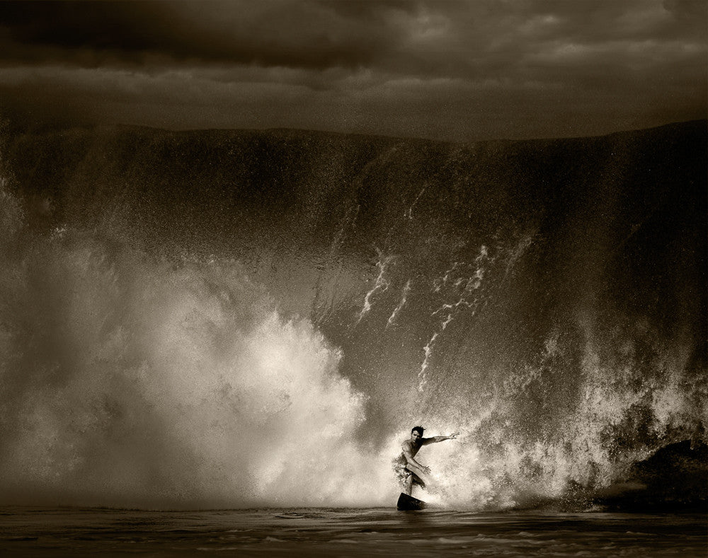 North Shore Surfing #13 - Ed Freeman Fine Art