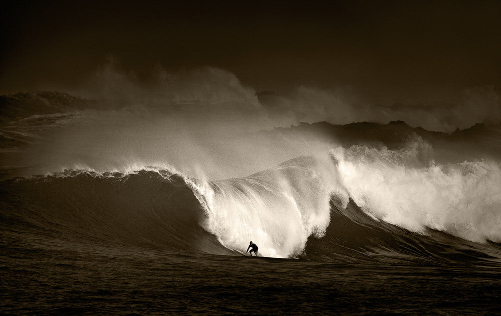 North Shore Surfing #16 - Ed Freeman Fine Art