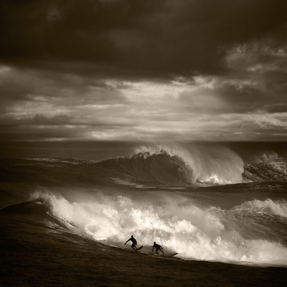 North Shore Surfing #18 - Ed Freeman Fine Art