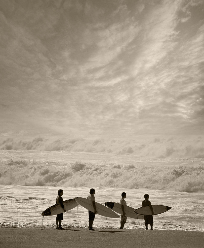 North Shore Surfing #20 - Ed Freeman Fine Art