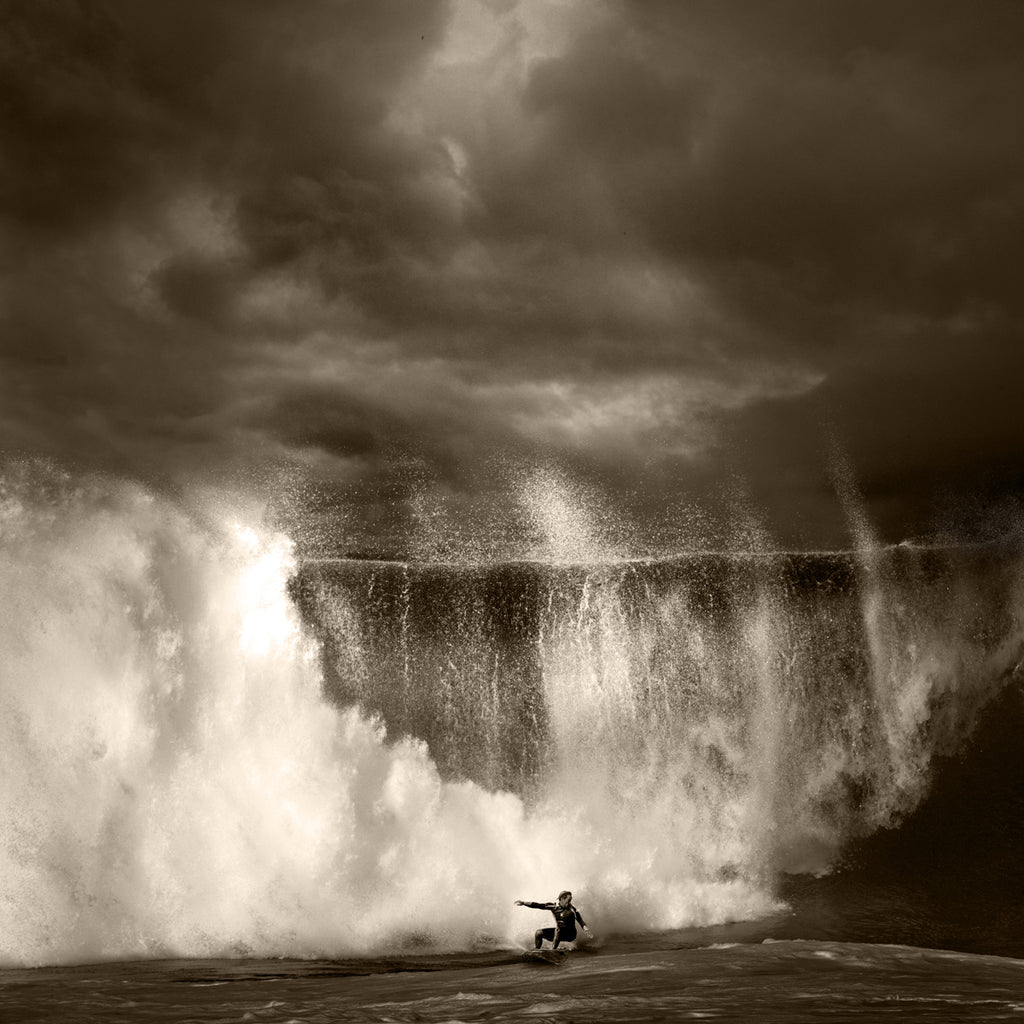 North Shore Surfing #26 - Ed Freeman Fine Art