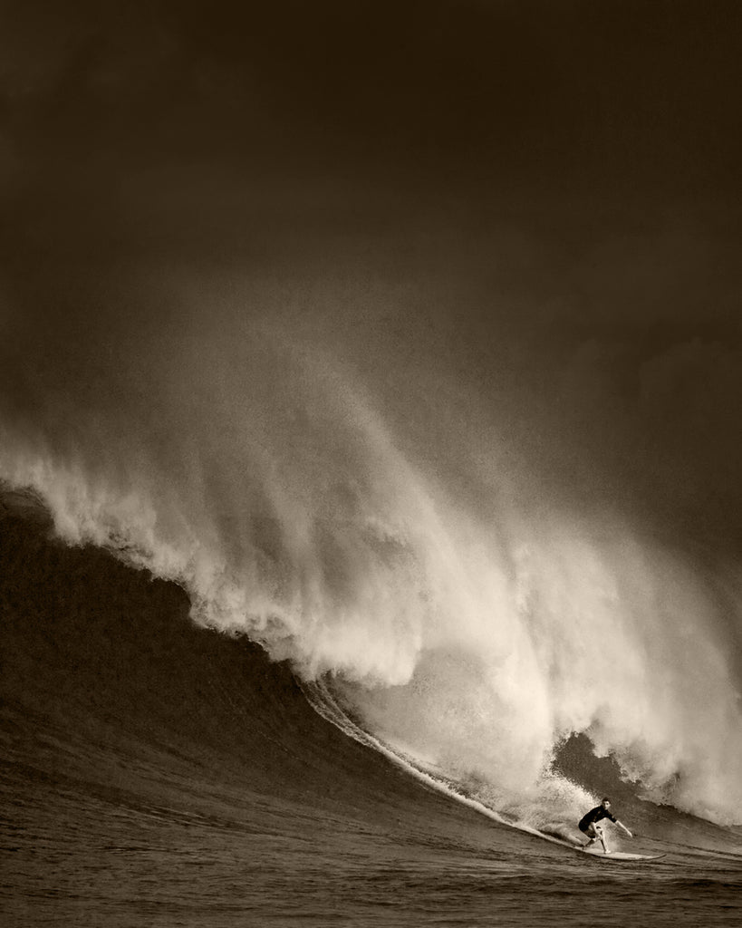 North Shore Surfing #28 - Ed Freeman Fine Art