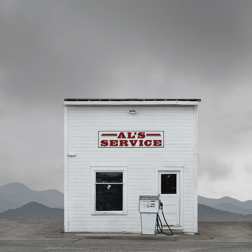 Al's Services, Orchard, Colorado - Ed Freeman Fine Art