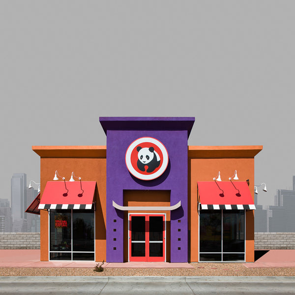 Panda Express, Albuquerque, New Mexico - Ed Freeman Fine Art