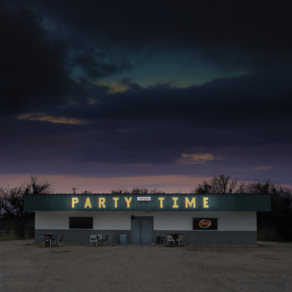 Party Time, Temple, Texas - Ed Freeman Fine Art