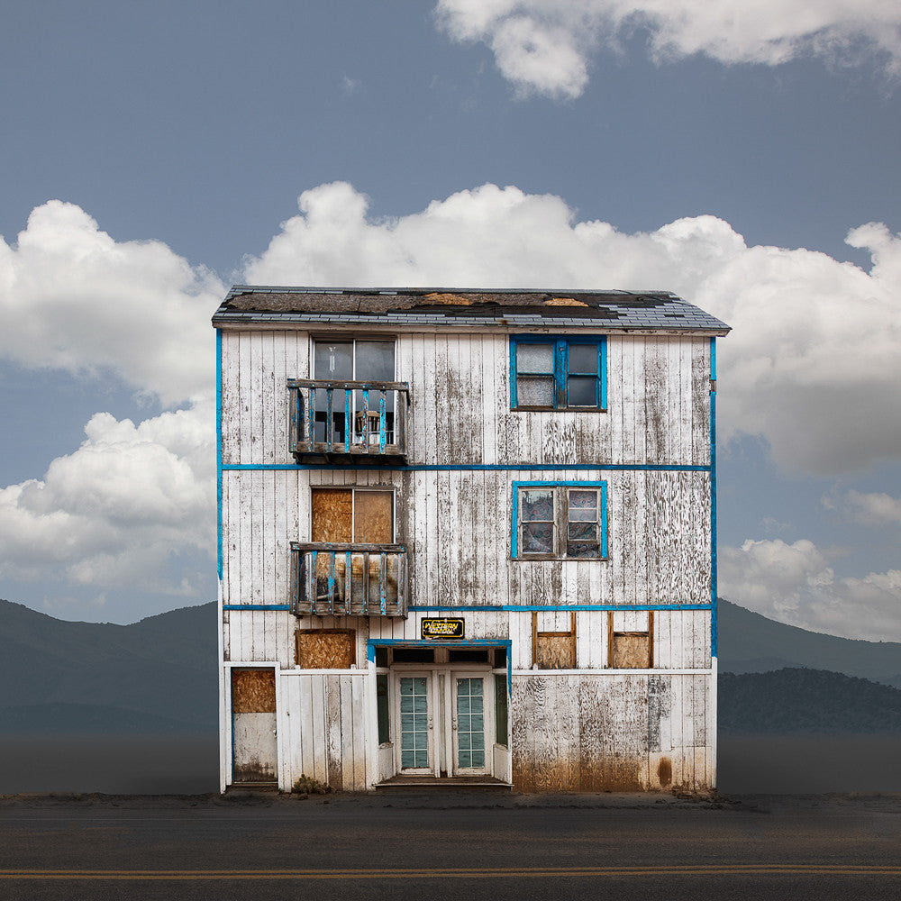 Western Union, Pioche, Nevada - Ed Freeman Fine Art