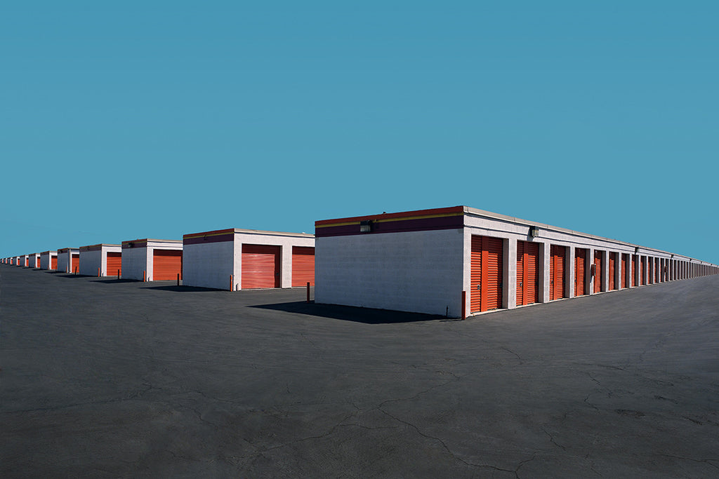 Public Storage, Covina, California - Ed Freeman Fine Art