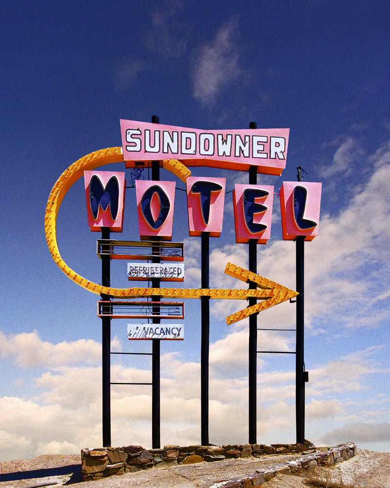 Sundowner Motel, Salton Sea, California