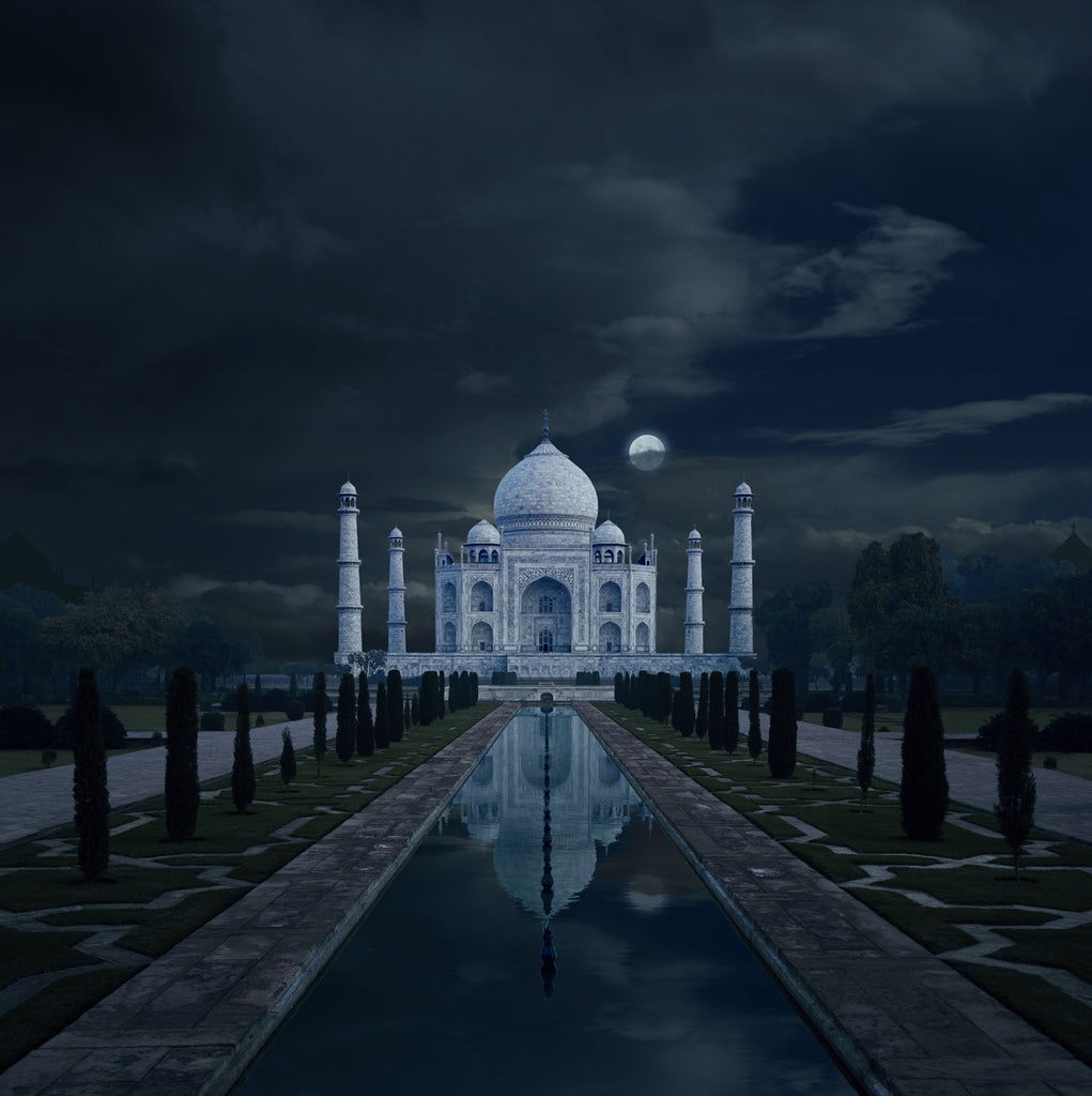 Taj Mahal, Agra, India - Ed Freeman Fine Art