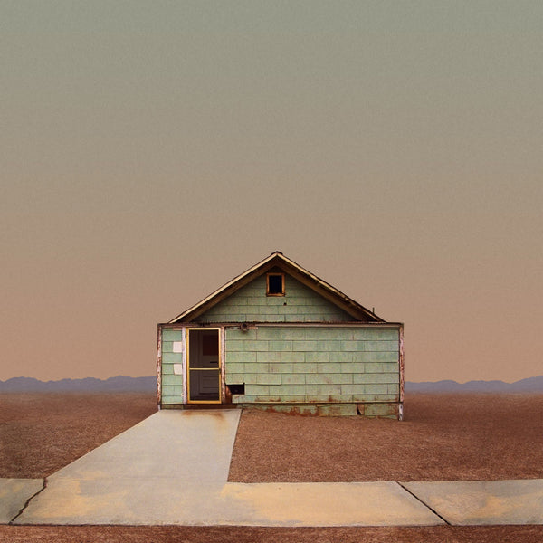 Plain House, Trona, California - Ed Freeman Fine Art