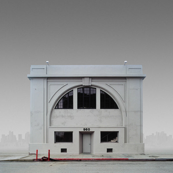 Warehouse, Los Angeles - Ed Freeman Fine Art