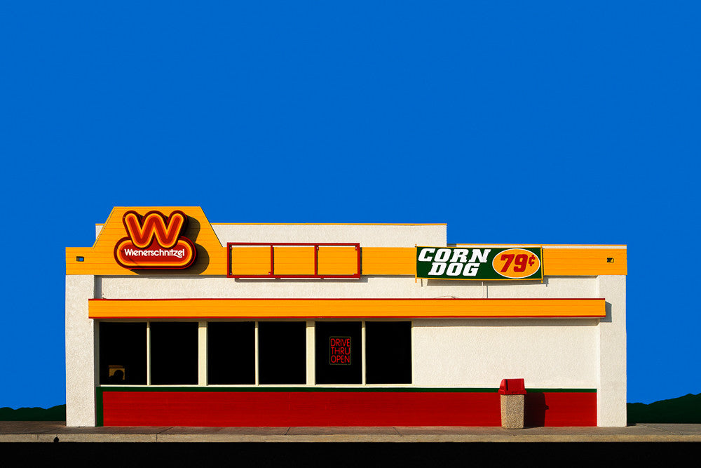 Wienerschnitzel, Los Angeles - Ed Freeman Fine Art